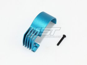 Моторама Alum. motor heat sink (blue) - MST-210148