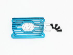 Моторама MS Alum. motor heat sink mount (blue) - MST-210114