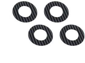 Пылезащитная лента Dust Cover Tape (4 pcs) For 3racing Sakura Zero - 3RAC-SAK-04