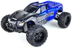 Радиоуправляемый монстр BSD Racing Ramasoon Brushless, Waterproof 4WD RTR масштаб 1:10 2.4G - BS915T
